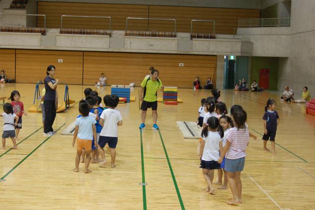 8幼児体操1